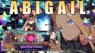 Abigail Williams  - (Fate/Grand Order) - PANCAKES ON THE HOUSE! -- FGO Salem Pickup 2 Summon Abigail Williams & Queen of Sheba