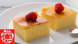 Творожный пирог пудинг. ПРОСТОЙ рецепт в духовке!