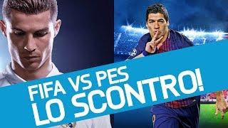FIFA 18 vs PES 2018: qual è il miglior gioco di calcio dell'anno?