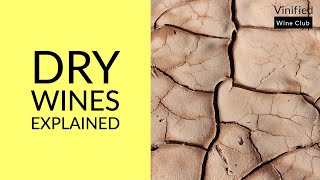 Learn Wine in 1 Minute -Dry Wines - High Definition Short Lesson for Beginners