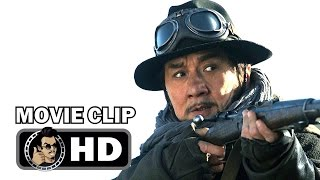 RAILROAD TIGERS Exclusive Movie Clip  Train Fight 2017 Jackie Chan Action Movie HD