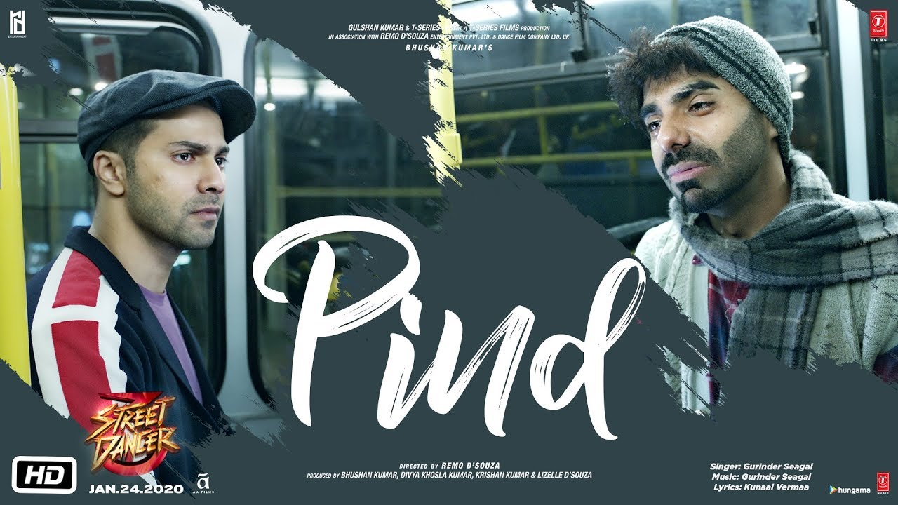 Pind Hindi lyrics