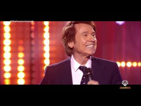 Raphael canta 'Mi gran noche' | Gala 25 años de Antena 3