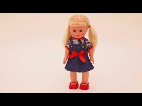 """Кукла функциональная Келли """"Я умею ходить"""""""