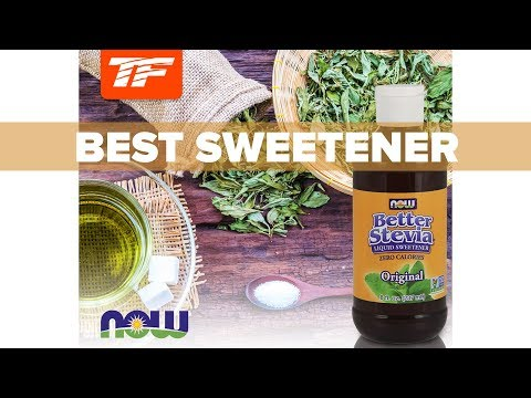 Best No Calorie Sweetener Ever PLUS Make the PERFECT Cup of Coffee! | Tiger Fitness