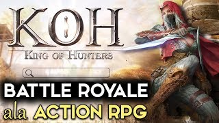 Battle Royal ala Action RPG - King of Hunters (ENG) Android