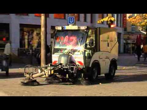 Dienstleistungen der Wirtschaftsbetriebe Duisburg