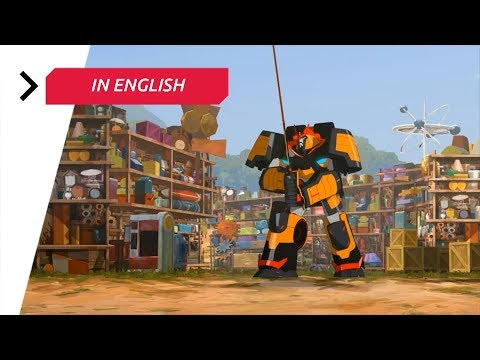Transformers: Robots in Disguise — Combiner Force Season 3 Episode 1 «King of the Hill» - Part 2