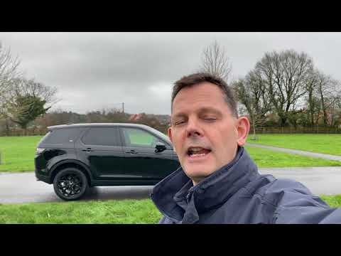 Landrover Discovery 2.0 Si4 HSE Video