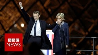 BBC News - Who Is Emmanuel Macron?