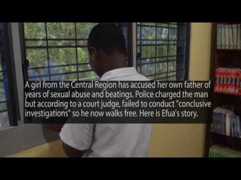 Pulse Investigation: Central Region girl accuses father of sex abuse