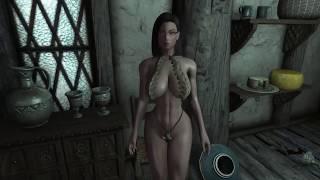 Skyrim Xbox One mod showcase:Nephilim,Bijin AIO