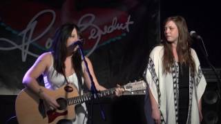 "Robin Benedict and Brennagh Burns, ""Right Through You"" Alanis Morissette cover"