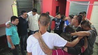 Life is a struggle for former gang members deported back to El Salvador