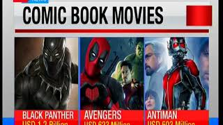 Kalasha Awards takes center stage as more comic movies get released-News Center