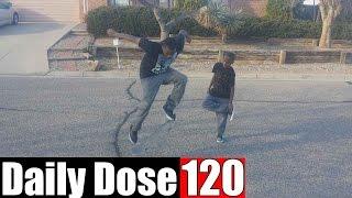#DailyDose Ep.120 - SKATEBOARD BATTLE! | #G1GB
