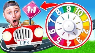 I HAVE A NEW FAMILY (Game of Life)
