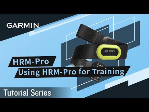Garmin Ceinture cardiaque HRM-Pro (Ceinture de fréquence cardiaque (avec module))