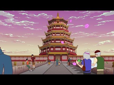 Supa Strikas - Season 4 Episode 45 - Cuju Be Loved