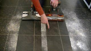 Shark Rocket Hand Held Vacuum Cleaner Carpet & Hard Floor Cleaning Demonstration