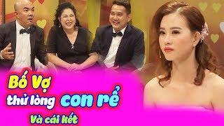 Bố Vợ Thử Lòng Con Rể Và Cái Kết Khiến Hồng Vân Quốc Thuận Bó Tay | VỢ CHỒNG SON | VCS