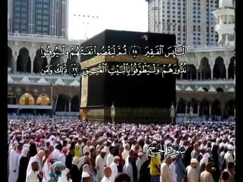 Сура Паломничество <br>(аль-Хадж) - шейх / Мухаммад Айюб -
