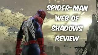 ЛУЧШАЯ ИГРА ПРО ЧЕЛОВЕКА-ПАУКА? Обзор игры Spider-Man Web of Shadows