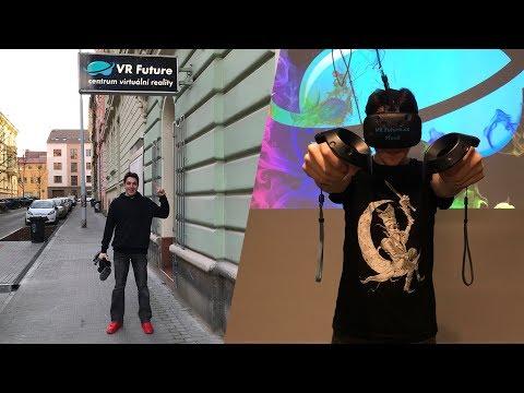 VIRTUÁLNÍ REALITA! | Vlog #026 | + SOUTĚŽ