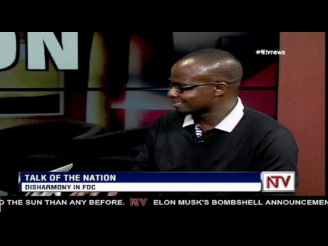 TALK OF THE NATION: Analyst, Yususf Sserunkuma discuses the disharmony in FDC