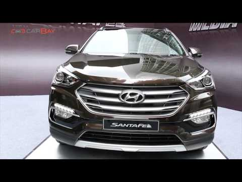 Hyundai Santa Fe 2016 Indonesia Launch