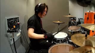 mqdefault - B'z LOVE PHANTOM 叩いてみた drum cover 後半 Drum Only