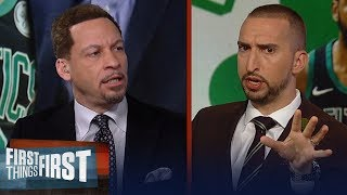 Chris Broussard lists 3 ways the Celtics can turn around their season   NBA   FIRST THINGS FIRST