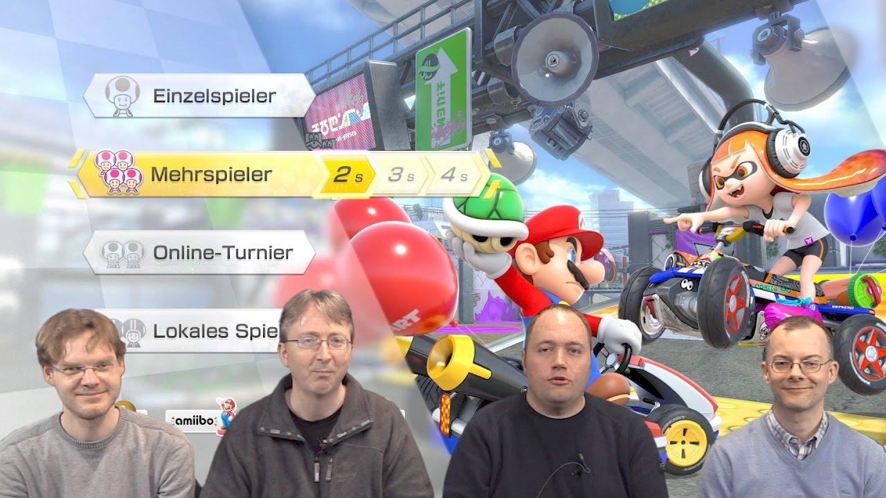 Mario Kart 8 Deluxe - 26 minuti di gameplay