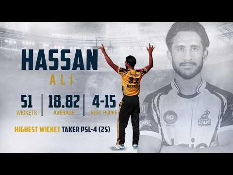 Hassan Ali!  One of Our Own Talents