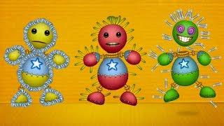 МОБИЛЬНЫЙ АНТИСТРЕСС ! Эксперимент с игрушкой Kick the Buddy. Прикольное видео #28 #крутилкины