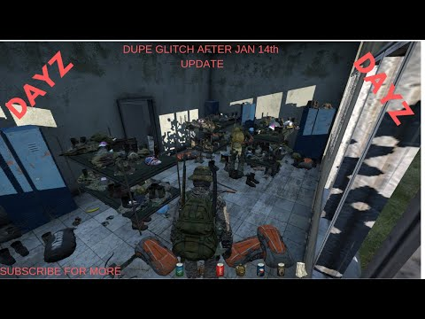 DayZ Fastest Dupe Glitch Update DROP EVERYTHING!!!!!!!! - MrTrIpZ