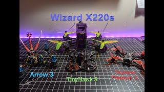 Another Saturday Rip: Wizard X220s FPV Freestyle