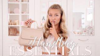 Handbag Essentials EVERY Girl Needs! 👛 ~ Freddy My Love