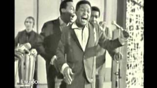 THE FOUR TOPS - REACH OUT I'LL BE THERE (LIVE PARIS FRANCE 1967)