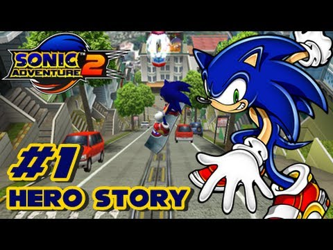 Gameplay de Sonic Adventure 2