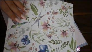 Бумага для скрапбукинга Декоративная бумага Картон для скоапбукинга Наборы для скрапбукинга 100IDEY