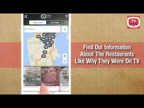 Video of Restaurants on TV Trip Planner