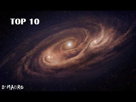 Las Galaxias más hermosas del Universo