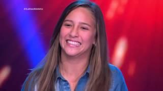 Michelle Andrea cantó La charreada de Felipe Bermejo – LVK Colombia – Audiciones a ciegas – T2