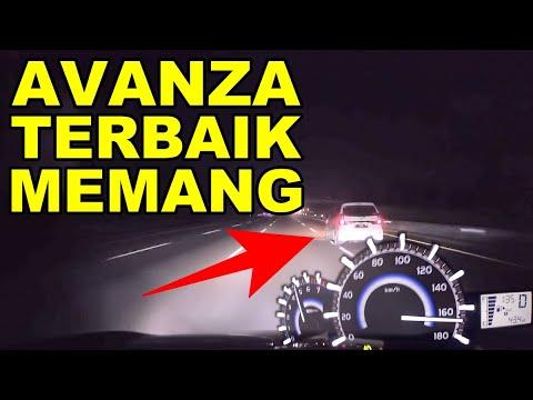 Avanza Turbo: NEW AVANZA 1.3 // SUPIR SUPER NYALI! KAKI-KAKI STD, GAS DIBEJEK MENTOK TANPA AMPUN