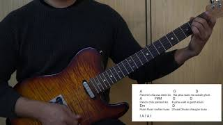 Ruan Ruan I Sonchiriya I Guitar Lesson/Easy Chords