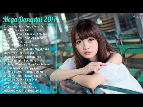 20 HITS MEGA DANGDUT REMIX TERBAIK 2017 Mp3
