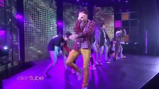 OMG BTS SING WITHOUT AUTOTUNEBTS X ELLEN SHOW 'Fake Love'