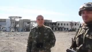 UKRAINE NEWS TODAY Lugansk Airport Fighters Novorossia Donetsk Donbass Mariupol