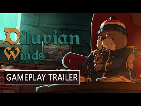 Diluvian Winds : Gameplay trailer
